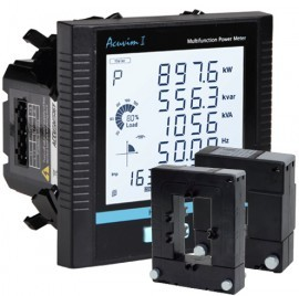 three phase power meter
