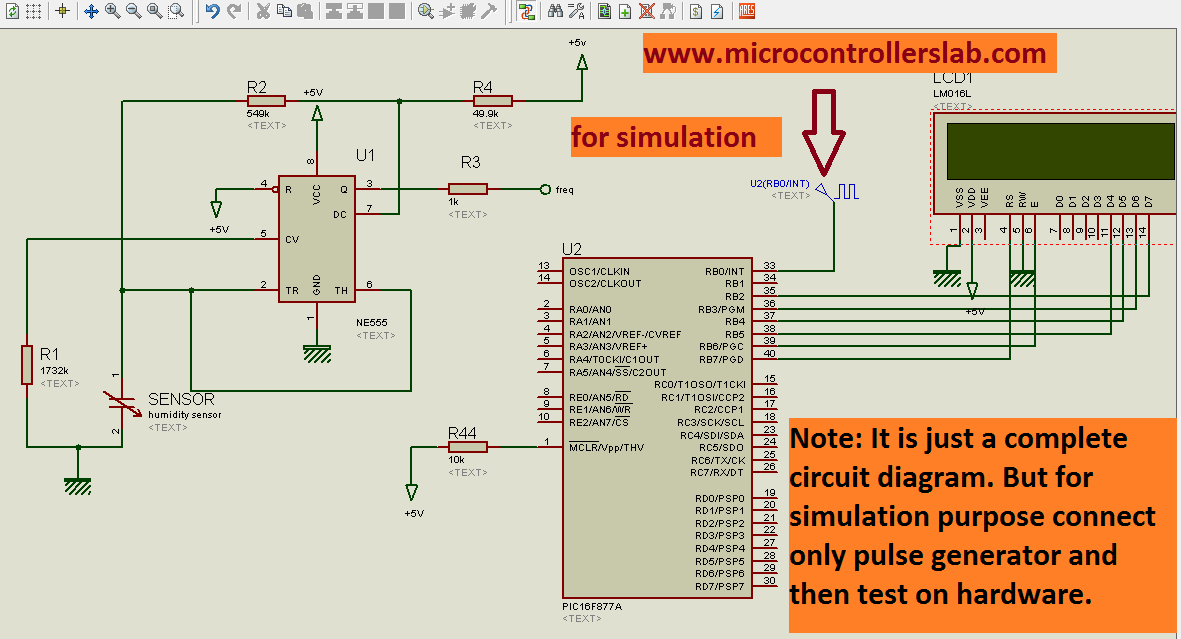circuit diagram digital humidity sensor with lcd display using microcontroller 884021bs humidity controller wiring diagram at edmiracle.co