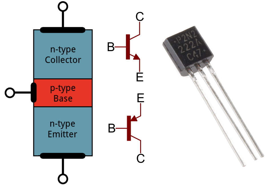 transistor pinout npn