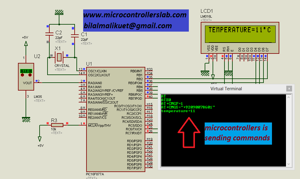wireless temperature sensor