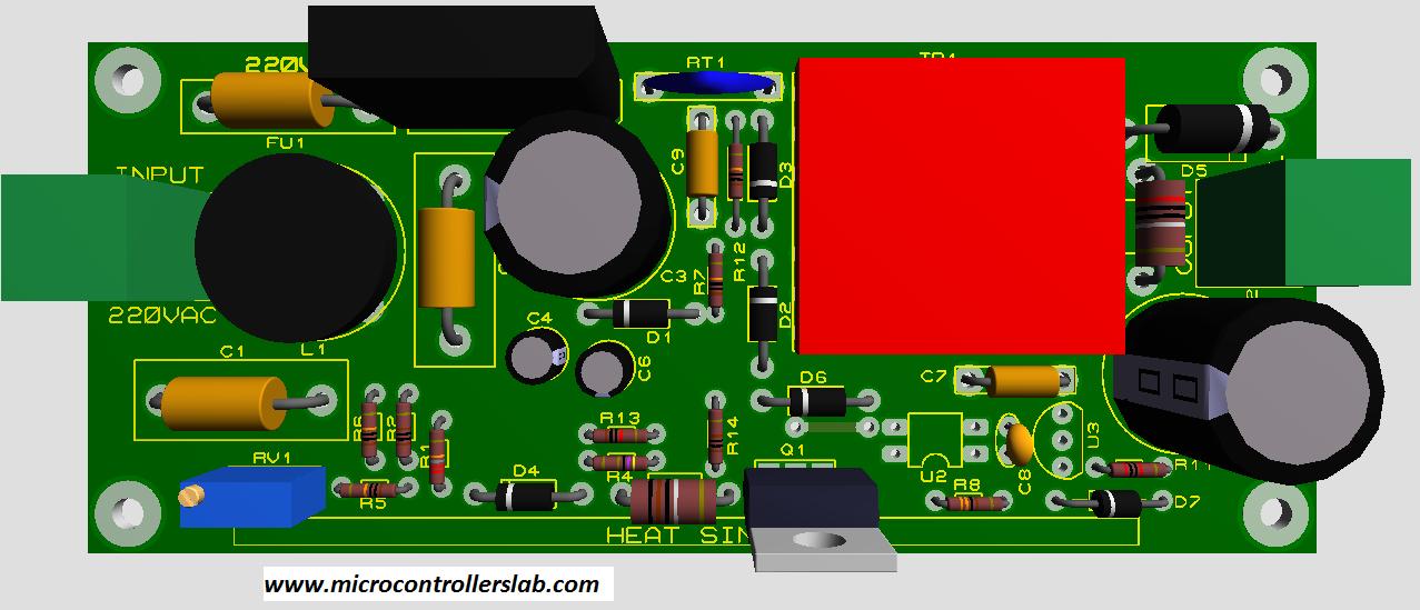 PCB designing tutorial