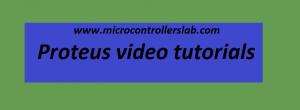 Proteus video tutorial