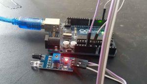 infrared obstacle avoidance sensor module interfacing arduino