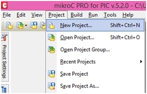 Mikro c tutorial