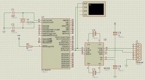 serial communication using pic microcontroller