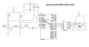 sun solar tracking system using pic microcontroller