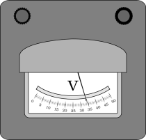 digital voltmeter using pic microcontroller