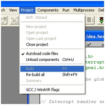 how to build program in VMLAB