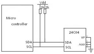 interfacing-i2c-eeprom-to-microcontroller