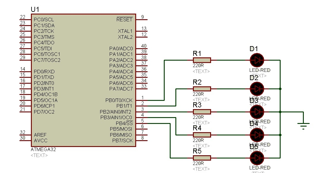 timer0 of avr microcontroller