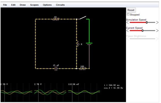 free circuit simulation software for windows 7