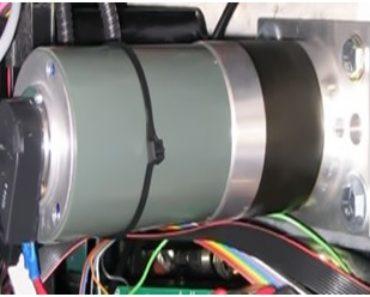 A Simple Servo Motor with Feedback Sensor