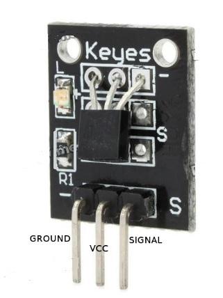 DS18B20 Temperature Module