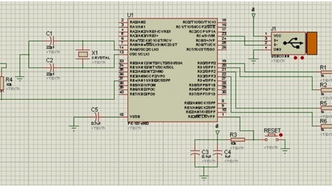 Microchip Input Devices driver