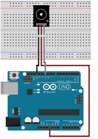 active buzzer interfacing arduino