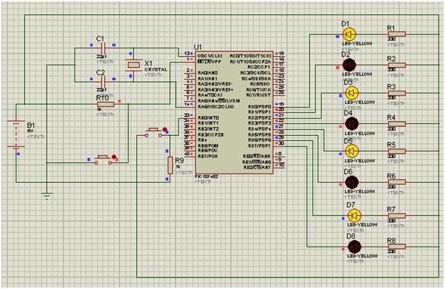 external interrupt using pic microcontroller