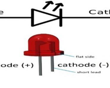 Light Emitting Diode symbol