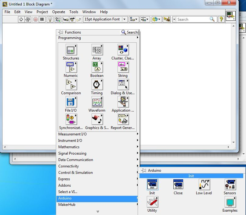 How to program arduino with labview step by guide