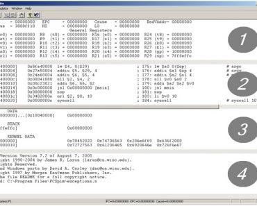 pcspim tutorial for mips instructions simulator