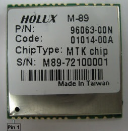 Houlux M-89 GPS module