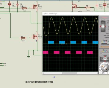 single phase pure sine wave inverter using arduino