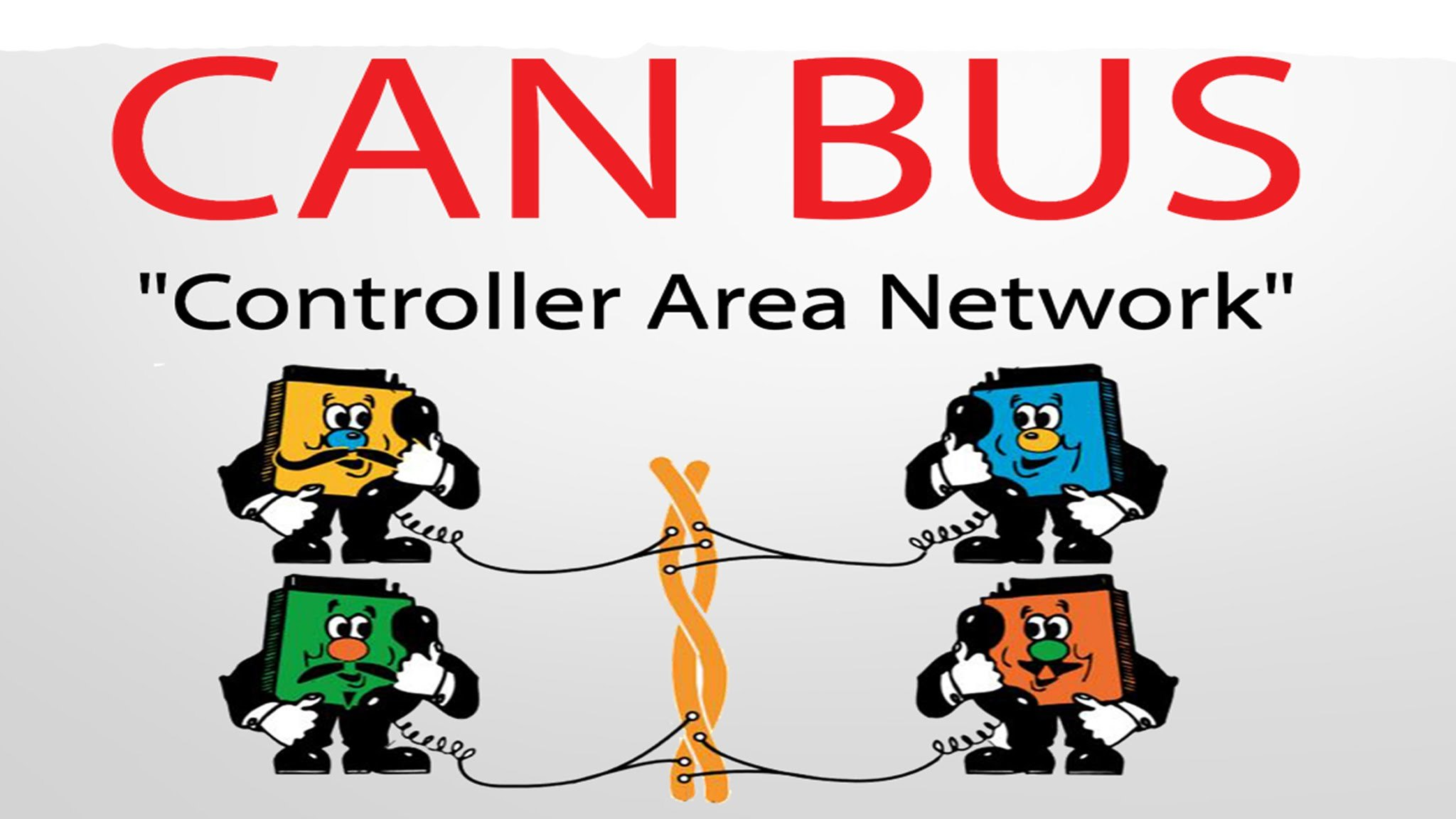 CAN controller area network