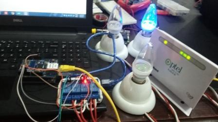 Home automation projects using pictures
