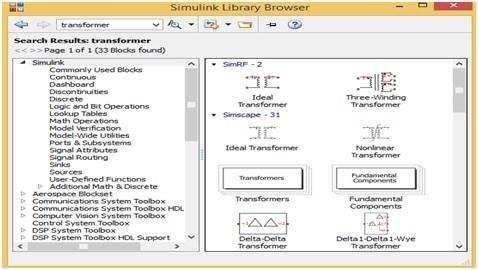 Forward Converter Design in simulink steps