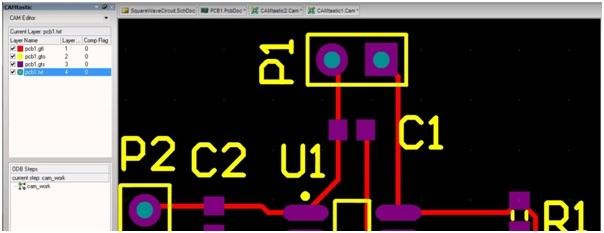Altium pcb designing step 7