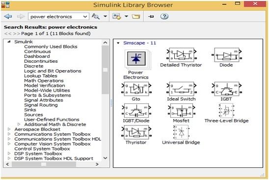 cycloconverter simulink 3