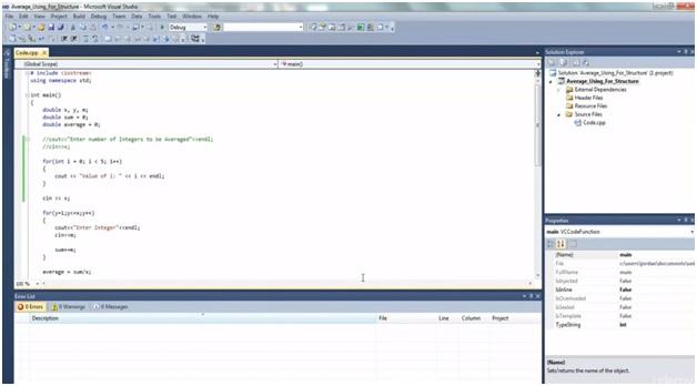 VHDL programming for loop code 1