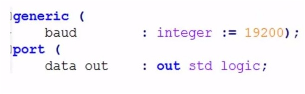 interger in vhdl 1