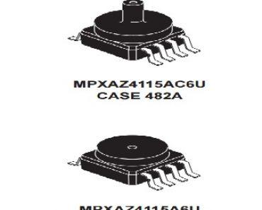 MAX4115 pressure sensor
