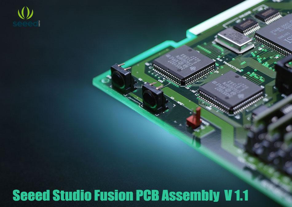 fusion pcb assembly