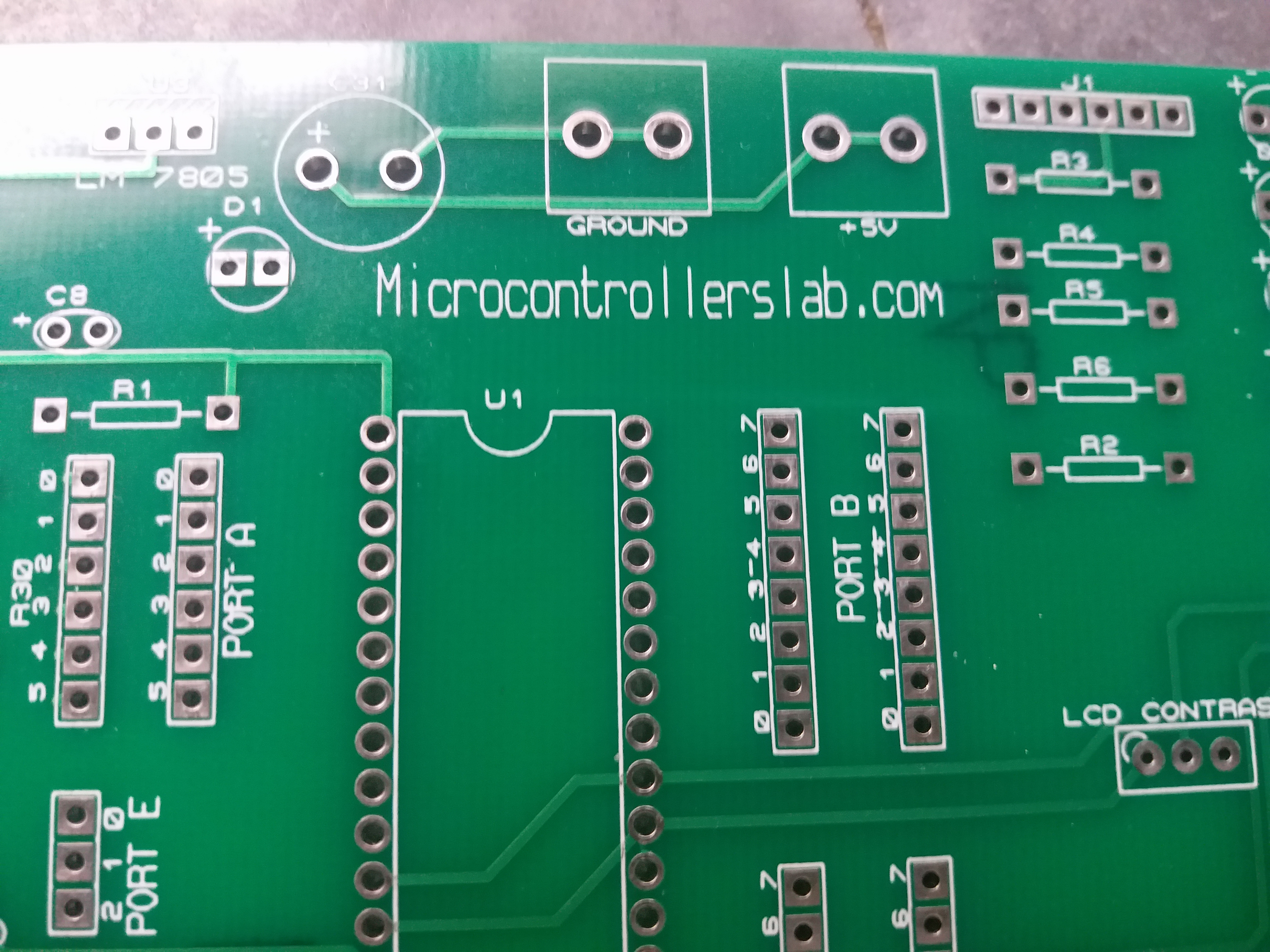 Cheap and Quick-turn PCB Manufacturing - JLCPCB | Microcontrollers Lab