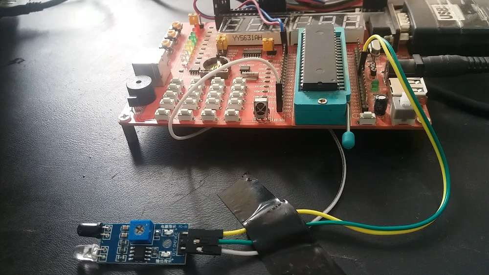Infrared Obstacles Avoidance Sensor Module