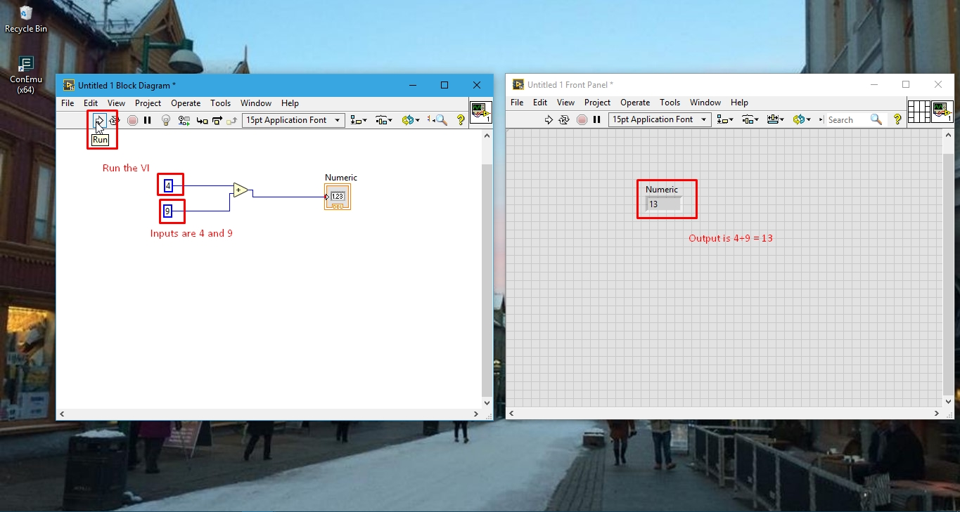 Labview Programming With Examples Tutorial 2