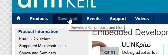 2 download Keil