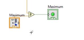 tank control and indicator