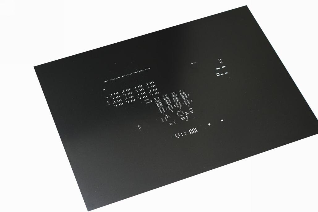 Smt Stencil In Jlcpcb Factory Microcontrollers Lab