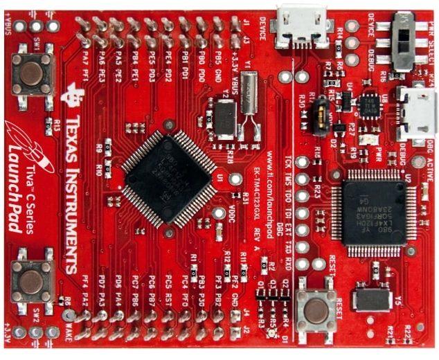 TM4C123G LaunchPad