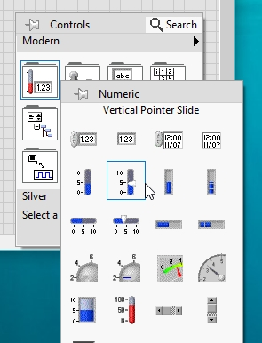 Water level indicator in LabView : tutorial 28