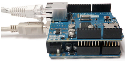 Arduino Ethernet Shield conection with Arduino Uno