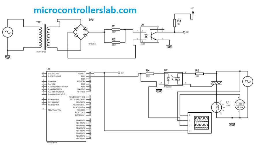 soft starter for single phase induction using pic microcontroller