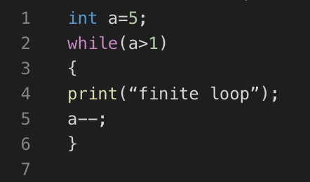 difference between while and do while loops