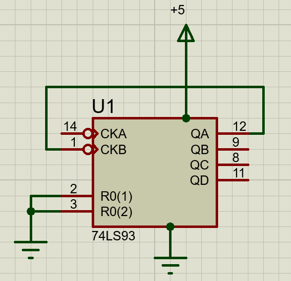 Circuit Diagram with feedback