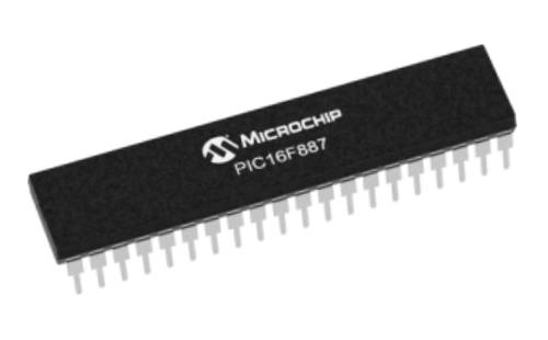 Pic16f887 Microcontroller Pinout  Programming  Applications  Features