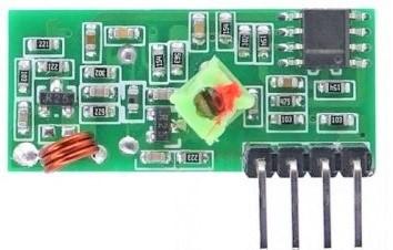 433MHz RF Receiver Module