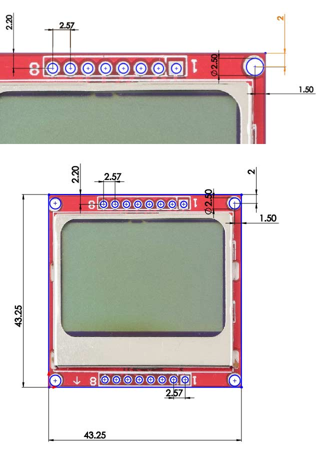 Nokia5110 Lcd Pinout  Interfacing With Arduino  Applications  Datasheet