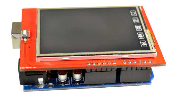 2.4 TFT LCD Module with Sheild